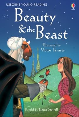 Beauty and the Beast (Usborne Young Reading Series 2)