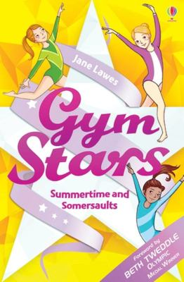 Summertime and Somersaults (Gym Stars #1)