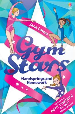 Handsprings and Homework (Gym Stars #3)