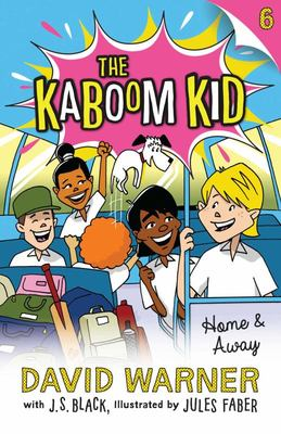 Home and Away (Kaboom Kid #6)