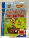 Sniff's First Vegetable Patch