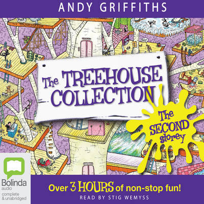 The Treehouse Collection: the Second Storey (Audio Book)