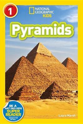 Pyramids (Nat Geo Kids Reader)