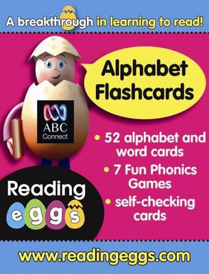 Alphabet Flashcards - ABC Reading Eggs