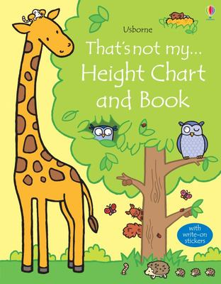 Height Chart and Book (That's Not My...)