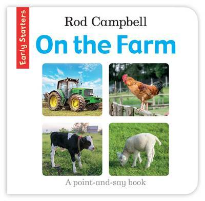 On the Farm (Point-and-Say)
