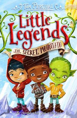 The Secret Mountain (Little Legends)