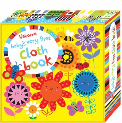 Baby's First Cloth Book (Usborne)