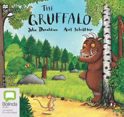 The Gruffalo (Audio CD)
