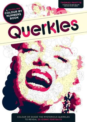 Querkles A Puzzling Colour-by-Numbers Book