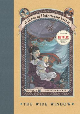 The Wide Window (A Series of Unfortunate Events #3)