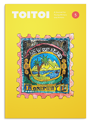 Toitoi: A Journal for Young Writers and Artists #5 (Spring 2016)