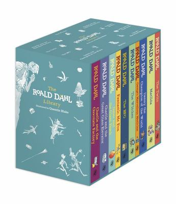 The Roald Dahl Centenary Box Set