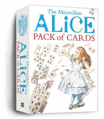 The Macmillan Alice Pack of Playing Cards