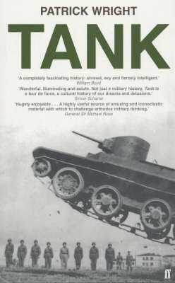 Tank: The Progress Of A Monstrous War Machine