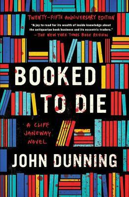 Booked to Die: A Cliff Janeway Novel