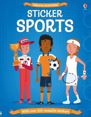 Sticker Sports (Usborne Activities)