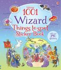 1001 Wizard Things to Spot Sticker Book