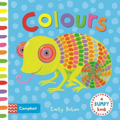 Colours (A Bumpy Book)