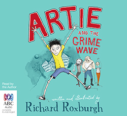 Roxburgh / Artie and the Grime Wave (Audio CD)