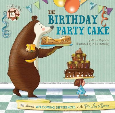 Pickle & Bree: The Birthday Party Cake