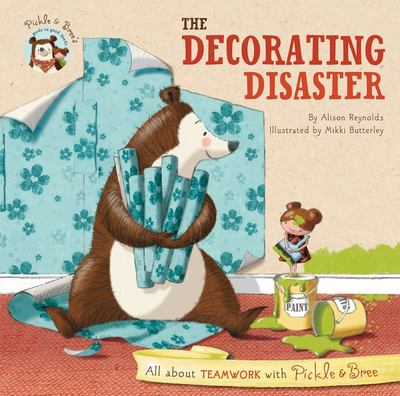 Pickle & Bree: The Decorating Disaster