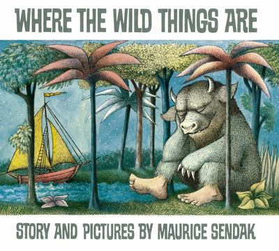 Where the Wild Things Are (HB)