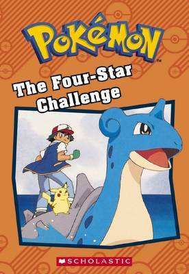 The Four Star Challenge - Pokemon Chapter Book