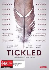 Tickled DVD