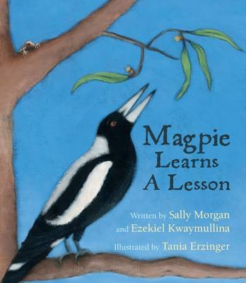 Magpie Learns a Lesson (PB)