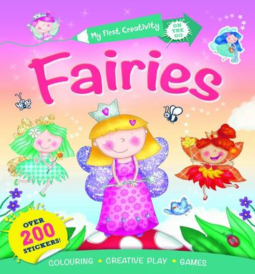 My First Creativity Book: Fairies