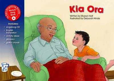 Kia Ora / How are you feeling?  (Te Reo Singalong with CD #12)