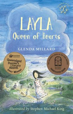 Layla, Queen of Hearts (#2 Kingdom of Silk)
