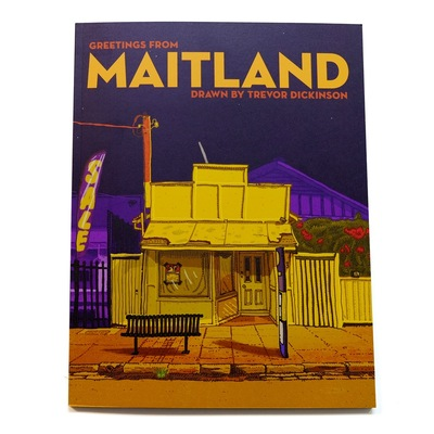 Greetings From Maitland