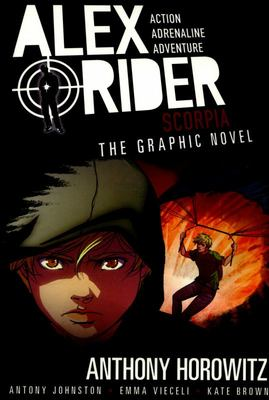 Scorpia (Alex Rider Graphic #5)