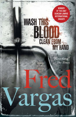 Wash This Blood Clean from My Hand: Adamsberg 4