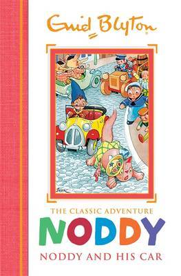 Noddy and His Car: Book 3