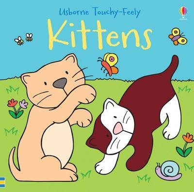 Kittens (Usborne Touchy Feely)