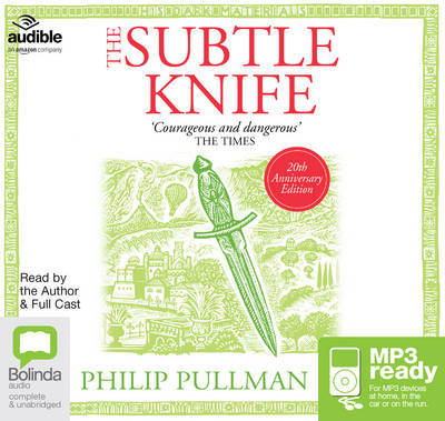 The Subtle Knife MP3 Ready