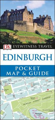 Edinburgh Eyewitness Pocket Map and Guide