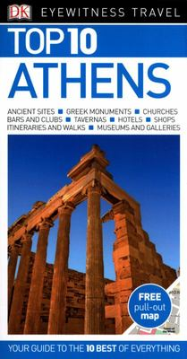 Athens Top 10 - DK Eyewitness Travel Guide