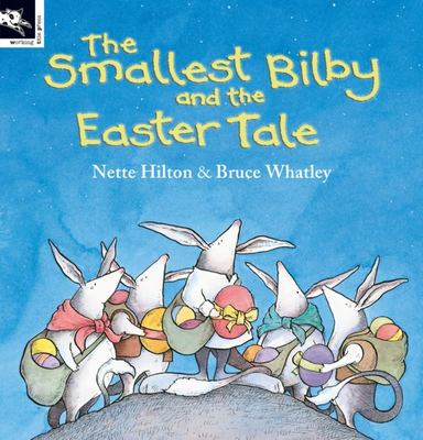 The Smallest Bilby and the Easter Tale (Easter Stock)
