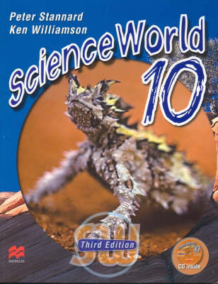 Science World 10 Textbook (incl. CD)
