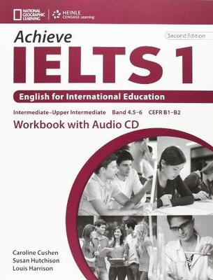 Achieve IELTS 1 Workbook with Audio CD