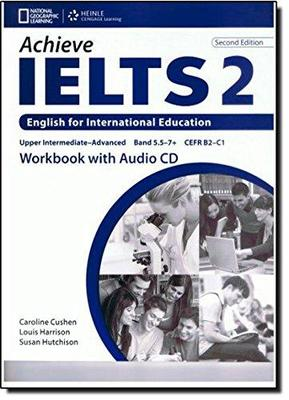 Achieve IELTS 2 Workbook w CD