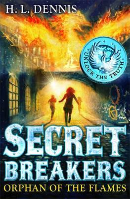 Orphan of the Flames (Secret Breakers #2)