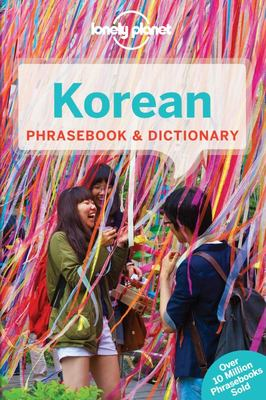 Lonely Planet Korean Phrasebook & Dictionary 6E