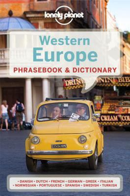 Western Europe  Phrasebook & Dictionary 5E