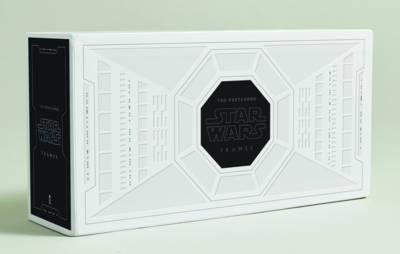 Star Wars Frames Postcard Box