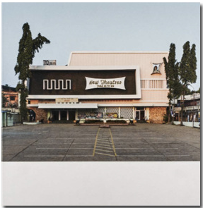 Hybrid Modernism: Movie Theatres in South India